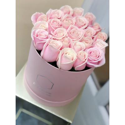 Rose Box - Pink