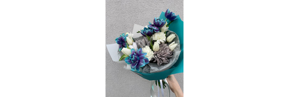 Kytice | Dopamine Flower Atelier | Rozvoz květin po Praze